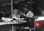Image of chimpanzee Los Angeles California USA, 1935, second 5 stock footage video 65675076535