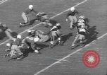 Image of football match New Haven Connecticut USA, 1935, second 7 stock footage video 65675076537