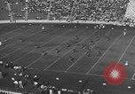 Image of football match Berkeley California USA, 1935, second 9 stock footage video 65675076539