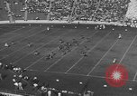 Image of football match Berkeley California USA, 1935, second 10 stock footage video 65675076539
