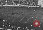 Image of football match Berkeley California USA, 1935, second 11 stock footage video 65675076539