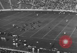 Image of football match Berkeley California USA, 1935, second 12 stock footage video 65675076539