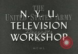 Image of television industry antennas New York City USA, 1950, second 8 stock footage video 65675076545