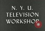 Image of television industry antennas New York City USA, 1950, second 10 stock footage video 65675076545
