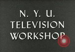 Image of television industry antennas New York City USA, 1950, second 12 stock footage video 65675076545