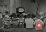 Image of television industry United States USA, 1950, second 6 stock footage video 65675076547