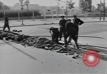 Image of Berlin wall early history Berlin Germany, 1960, second 6 stock footage video 65675076563