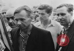 Image of Berlin divided Berlin Germany, 1961, second 9 stock footage video 65675076564
