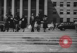 Image of Air Force officers United States USA, 1944, second 9 stock footage video 65675076571