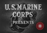 Image of U.S. Marine Corps Womens Reserve United States USA, 1944, second 11 stock footage video 65675076573