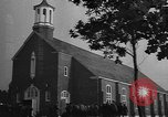 Image of women Marines in church United States USA, 1944, second 6 stock footage video 65675076577