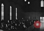 Image of women Marines in church United States USA, 1944, second 8 stock footage video 65675076577