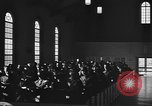 Image of women Marines in church United States USA, 1944, second 9 stock footage video 65675076577