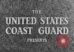 Image of United States Coast Guards Women's Reserve United States USA, 1943, second 5 stock footage video 65675076580