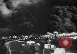 Image of damage from fire Norfolk Virginia USA, 1944, second 8 stock footage video 65675076586
