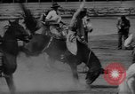 Image of rodeo Sydney Australia, 1944, second 9 stock footage video 65675076593