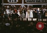 Image of Grand Ole Opry House Nashville Tennessee USA, 1974, second 6 stock footage video 65675076607