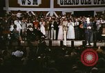 Image of Grand Ole Opry House Nashville Tennessee USA, 1974, second 9 stock footage video 65675076607