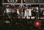 Image of Grand Ole Opry House Nashville Tennessee USA, 1974, second 10 stock footage video 65675076607