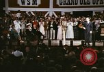 Image of Grand Ole Opry House Nashville Tennessee USA, 1974, second 11 stock footage video 65675076607