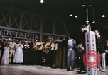 Image of Grand Ole Opry House Nashville Tennessee USA, 1974, second 1 stock footage video 65675076617