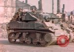 Image of United States Stuart light tanks Germany, 1945, second 3 stock footage video 65675076620