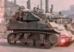 Image of United States Stuart light tanks Germany, 1945, second 4 stock footage video 65675076620