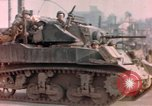 Image of United States Stuart light tanks Germany, 1945, second 6 stock footage video 65675076620