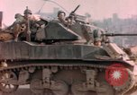 Image of United States Stuart light tanks Germany, 1945, second 7 stock footage video 65675076620