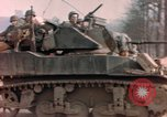 Image of United States Stuart light tanks Germany, 1945, second 8 stock footage video 65675076620