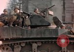 Image of United States Stuart light tanks Germany, 1945, second 10 stock footage video 65675076620