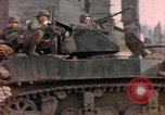 Image of United States Stuart light tanks Germany, 1945, second 11 stock footage video 65675076620