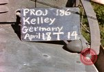 Image of United States tanks Germany, 1945, second 1 stock footage video 65675076621