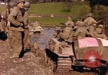 Image of United States  M4A3 sherman tanks Germany, 1945, second 12 stock footage video 65675076624