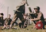 Image of United States soldiers Germany, 1945, second 10 stock footage video 65675076626
