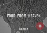 Image of bamboo containers Burma, 1943, second 4 stock footage video 65675076652
