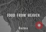 Image of bamboo containers Burma, 1943, second 6 stock footage video 65675076652