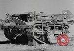 Image of tug truck India, 1943, second 10 stock footage video 65675076653