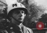 Image of United States Military Police Paris France, 1944, second 8 stock footage video 65675076659