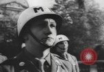 Image of United States Military Police Paris France, 1944, second 11 stock footage video 65675076659