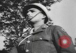 Image of United States Military Police Paris France, 1944, second 12 stock footage video 65675076659
