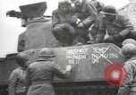 Image of United States soldiers European Theater, 1944, second 5 stock footage video 65675076660