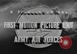 Image of Air Service Center operations World War 2 Pacific Theater, 1944, second 8 stock footage video 65675076664
