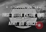 Image of Air Service Center operations World War 2 Pacific Theater, 1944, second 9 stock footage video 65675076664