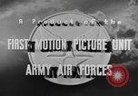 Image of Air Service Center operations World War 2 Pacific Theater, 1944, second 10 stock footage video 65675076664