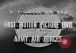 Image of Air Service Center operations World War 2 Pacific Theater, 1944, second 11 stock footage video 65675076664