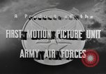 Image of Air Service Center operations World War 2 Pacific Theater, 1944, second 12 stock footage video 65675076664