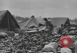 Image of shoe reclamation activities World War 2 European Theater, 1945, second 3 stock footage video 65675076667