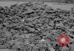 Image of shoe reclamation activities World War 2 European Theater, 1945, second 12 stock footage video 65675076667