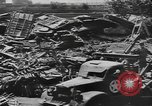 Image of reclamation activities European Theater, 1945, second 10 stock footage video 65675076674